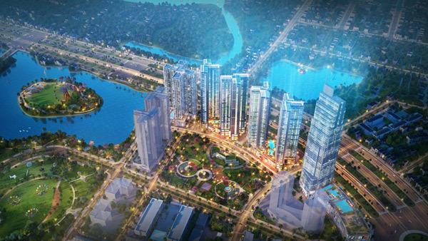 Eco Green Saigon mở bán tòa HR2