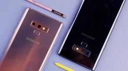 Galaxy Note 9 bán được 1 triệu máy, nhanh hơn hẳn Galaxy S9