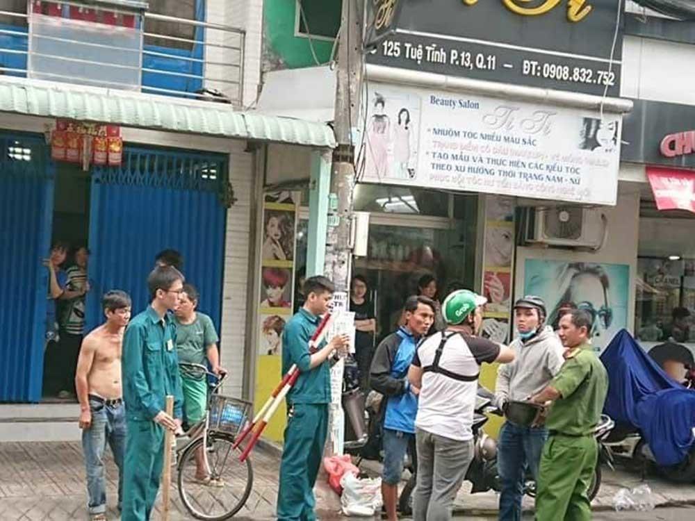 cướp giật,game bắn cá,Sài Gòn