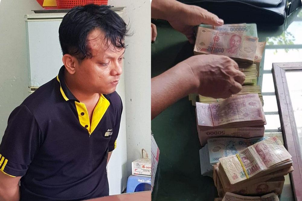Nhân viên cũ 'đón lõng', cướp gần nửa tỷ của ông chủ