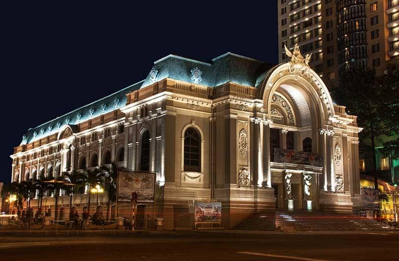 Dự án nhà hát giao hưởng ở Thủ Thiêm bị phản đối- Vì sao?