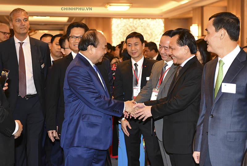 Thủ tướng tin tưởng kỳ tích mới trong hợp tác doanh nghiệp Việt Nam-EU