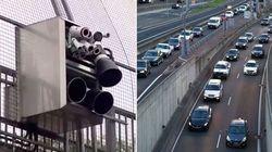 'Camera thông minh' giúp phát hiện lái xe dùng điện thoại