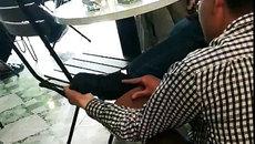 Đánh giày bị 'chặt chém' đến 450.000 đồng, khách kiên quyết không đưa tiền