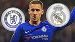 Chelsea trả lương khủng, Hazard gạt phắt Real Madrid