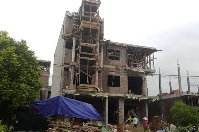 Hải Phòng: phong tỏa khu đô thị trái phép, sẽ dỡ hàng trăm nhà