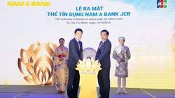 Ra mắt thẻ tín dụng Nam A Bank JCB
