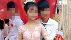 Sự thật về đám cưới cô dâu 12, chú rể 14 tuổi ở Tây Ninh