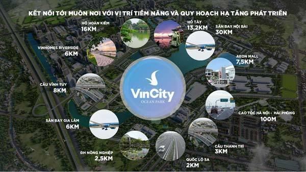 Lý do Vingroup phát triển VinCity ở Gia Lâm