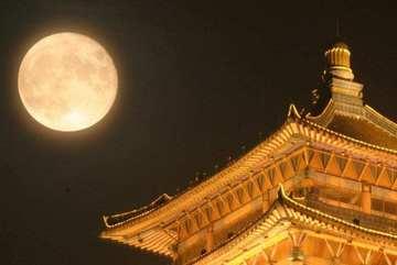 """Trung Quốc định phóng """"mặt trăng giả"""" lên trời"""