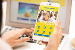 Ra mắt Mobile Banking bản mới, Nam A Bank khuyến mãi khủng