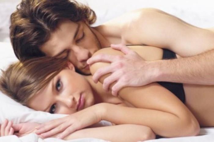 cực khoái,Quan hệ tình dục
