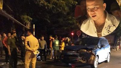 """Xe của Anh Tuấn """"Người phán xử"""" nát đầu vì bị xe Dương Hồng Sơn đâm"""