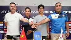 U19 Việt Nam vs U19 Jordan: Khởi đầu giấc mơ World Cup