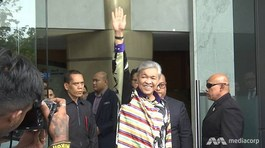 Cựu phó thủ tướng Malaysia bị bắt giữ