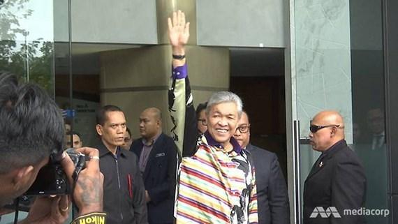 Cựu phó thủ tướng Malaysia bị bắt điều tra tội rửa tiền