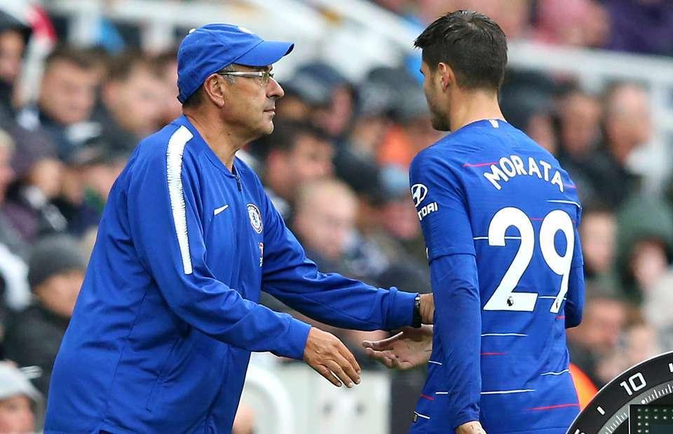 Chelsea hết kiên nhẫn với Morata, bán ngay kẻo lỗ