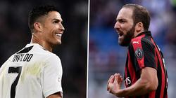 """Higuain: """"Juventus đá tôi đi để lấy chỗ cho Ronaldo"""""""