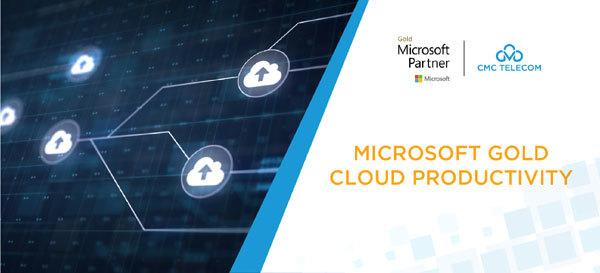 CMC Telecom trở thành đối tác vàng của Microsoft