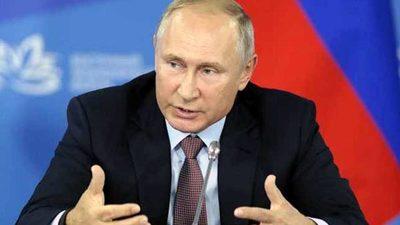 Putin khoe vũ khí