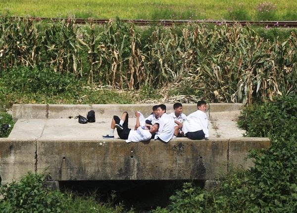 Cuộc sống thường ngày ở Triều Tiên