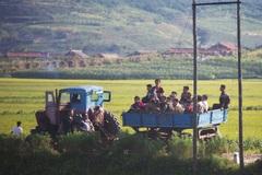 Hình ảnh chân thực về cuộc sống ở ngoại ô Bình Nhưỡng