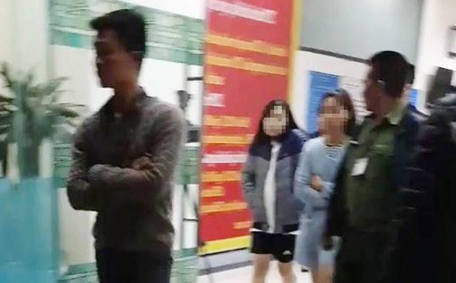 Nữ sinh viên nghi liên quan vụ trẻ sơ sinh rơi từ chung cư Linh Đàm