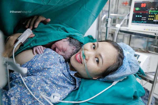 Thai quá ngày: nguy mẹ, hại con
