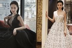 Phong cách tiểu thư sành điệu của Angela Phương Trinh