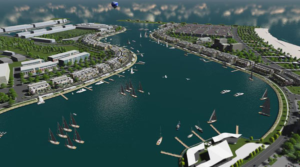 Nhà đầu tư ra Quảng Ninh săn đất ven biển