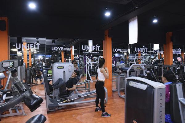 UniFit- Fitness & Yoga Center khai trương ở quận Bình Thạnh