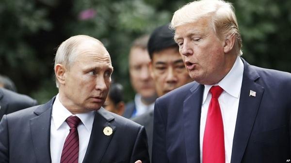 Kremlin bình luận về 'quan hệ đặc biệt' giữa hai ông Trump-Putin