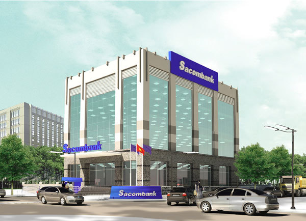 Sắp có thêm chi nhánh Sacombank ở 4 tỉnh phía Bắc