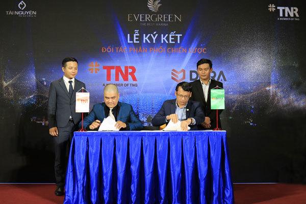 DKRA Vietnam phân phối chiến lược Khu phức hợp đẳng cấp EverGreen