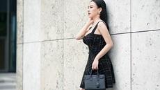 Vẻ đẹp quý phái của nữ doanh nhân Thu Hoàng