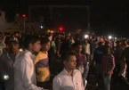 Tàu lao thẳng vào đám đông ở Ấn Độ, thương vong lớn