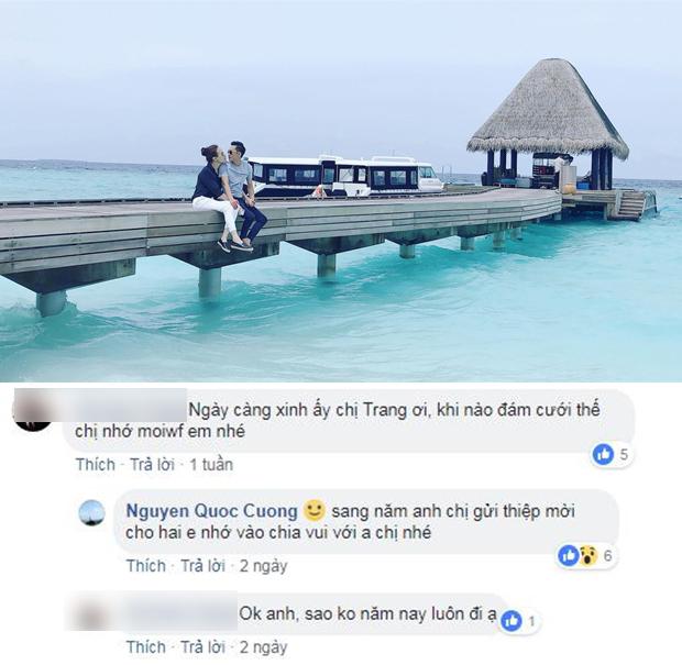 Cường Đô La lên tiếng về chuyện kết hôn với Đàm Thu Trang