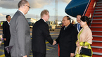 Thủ tướng bắt đầu thăm chính thức Đan Mạch