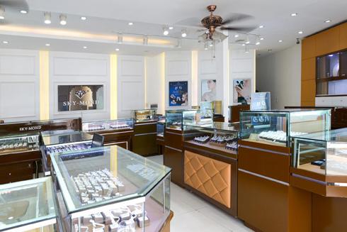 Skymond Luxury- Thương hiệu trang sức Platin hàng đầu Việt Nam