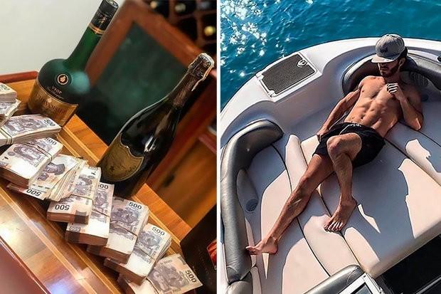 'Hội con nhà giàu' khoe cuộc sống 'không có gì ngoài tiền'