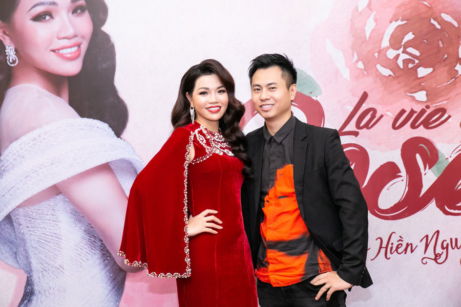 Quỳnh Cool kể chuyện tình cùng soprano Hiền Nguyễn