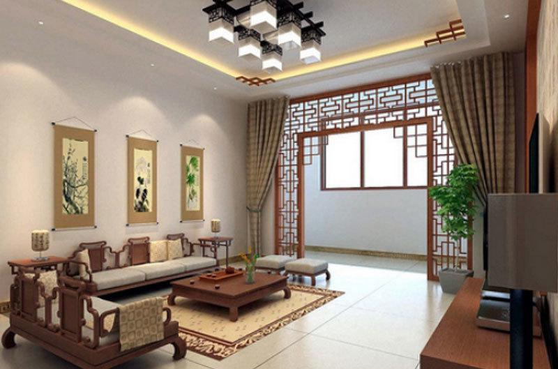 trang trí phòng khách,phong thuỷ phòng khách,bàn ghế phòng khách,trang trí nhà hợp phong thuỷ