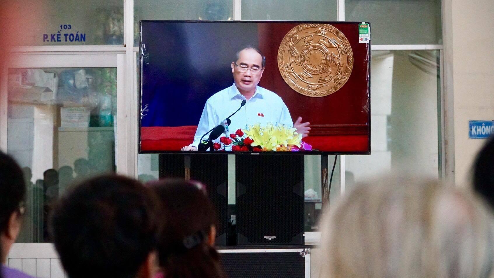 Bí thư Nguyễn Thiện Nhân: Tháng 11 xử lý cán bộ sai phạm ở Thủ Thiêm