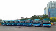 Đã có tuyến buýt Nội Bài - Mỹ Đình