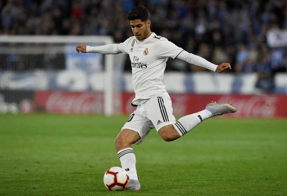 Martial quyết đào tẩu MU, Real bán Asensio 100 triệu Euro