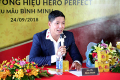 Siêu mẫu Bình Minh làm đại sứ thương hiệu hỗ trợ sinh lý nam