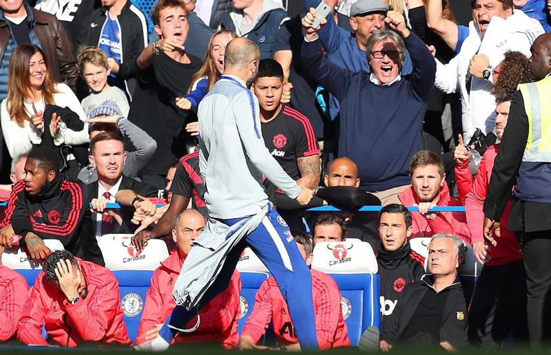 Mourinho lý giải cơn thịnh nộ sau trận gặp Chelsea