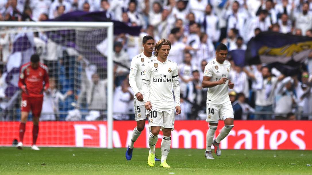 Kết quả Real Madrid 1-2 Levante: Tận cùng thất vọng!