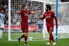 Salah nổ súng, Liverpool chật vật hạ Huddersfield