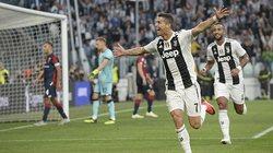 Ronaldo ghi bàn, Juventus vẫn bị cắt đứt mạch thắng